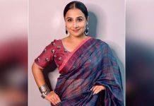 Vidya Balan: Want to do work that's an extension of my beliefs