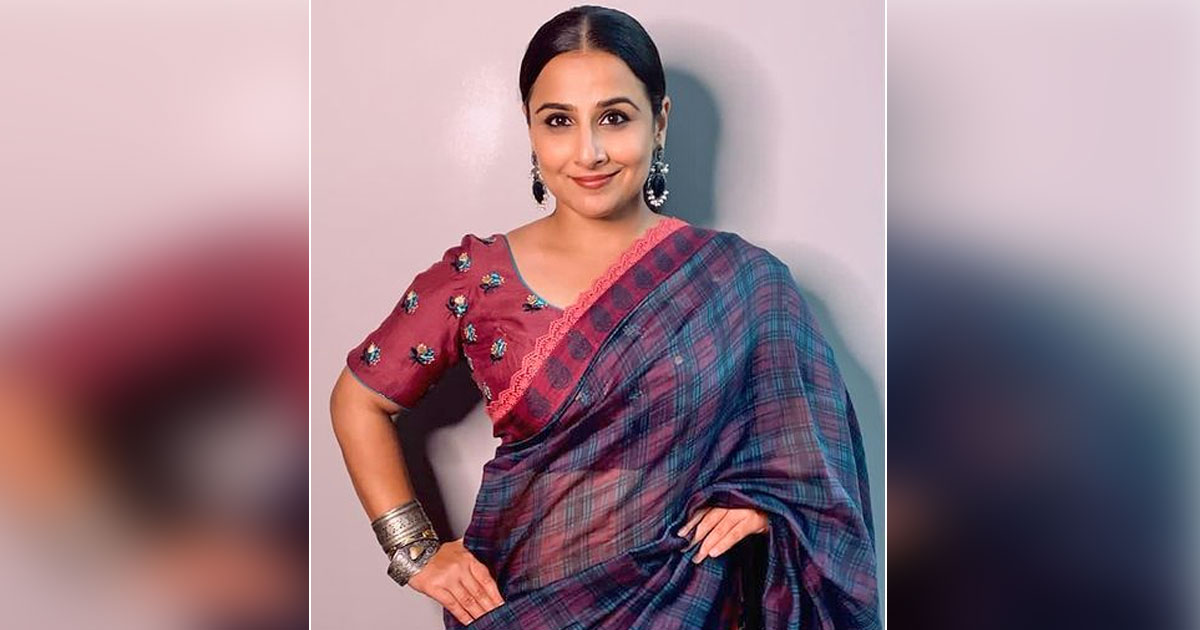 """Vidya Balan On Her 'Exciting' & 'Fulfilling' Journey In Bollywood: """"I Was At The Right Place At The Right Time"""""""