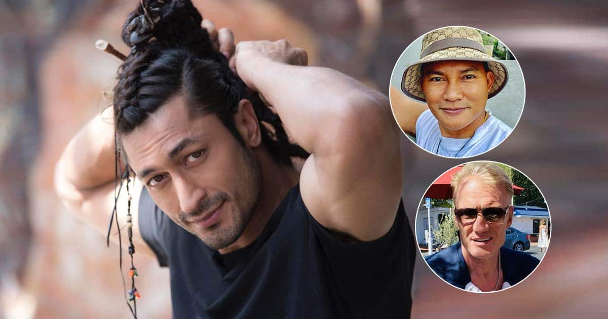 Vidyut Jammwal has signed the Hollywood Talent Agency, which represents Tony Jaa and Dolph Lundgren