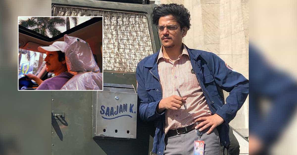 Vijay Varma shares his 'Tinder profile picture' with fans