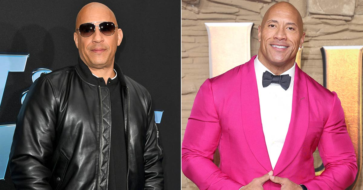 """Vin Diesel Addresses His Reported Feud With The Fast & Furious Co-Star Dwayne Johnson: """"I Would Do Anything I'd Have To Do"""""""