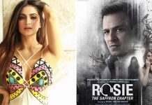 Vishal Mishra directorial & Palak Tiwari starrer Rosie: The Saffron Chapter resumes the final leg of its shoot in Lucknow