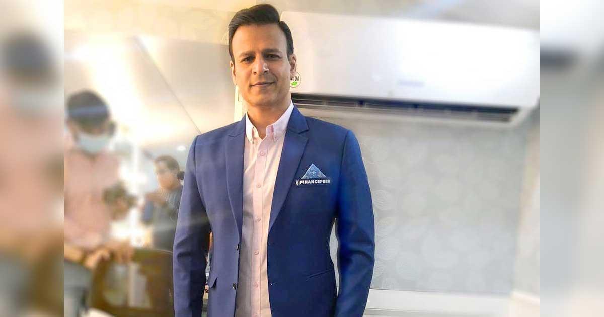 Vivek Oberoi donates Rs 25 lakh towards oxygen relief
