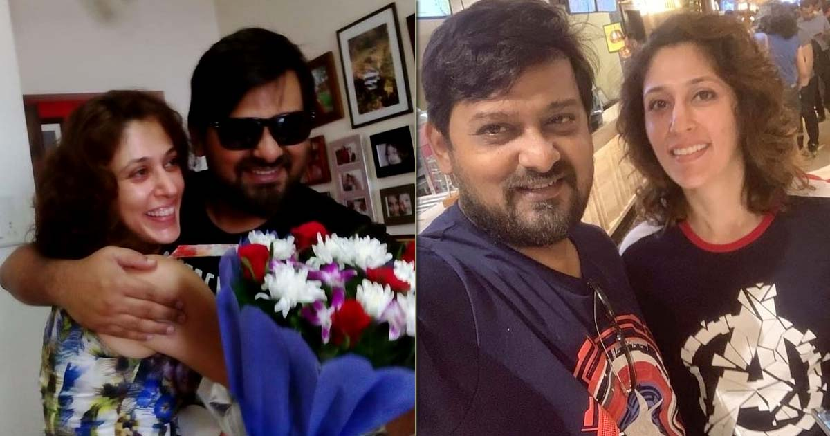 Wajid's wife Kamalrukh: Will celebrate his life rather than bury ourselves in sadness