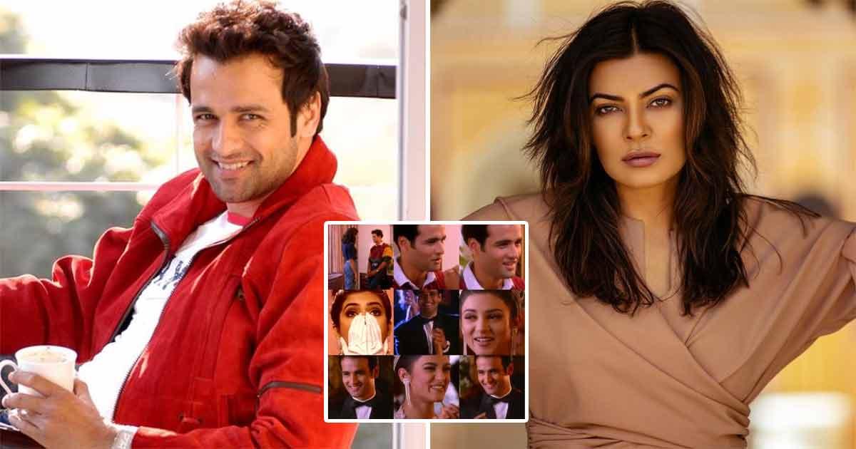 Was Rohit Roy Sushmita Sen's Boyfriend?