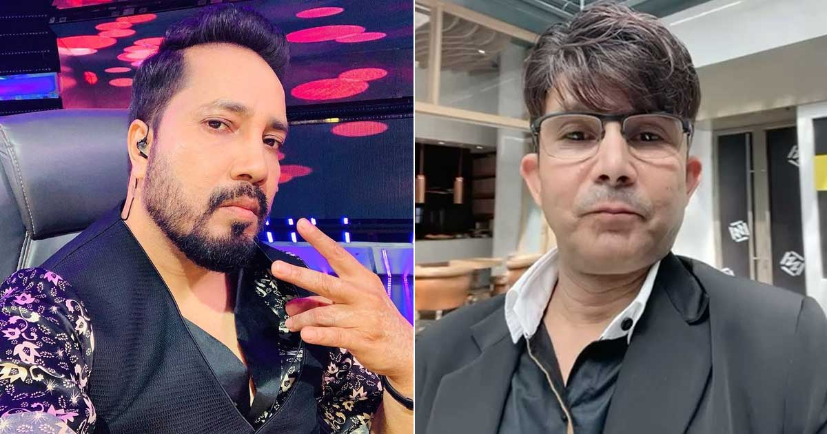 What! Mika Singh Threatened Of Using Daughter's Morphed Pictures Claims KRK, Urges Mumbai Police To File FIR