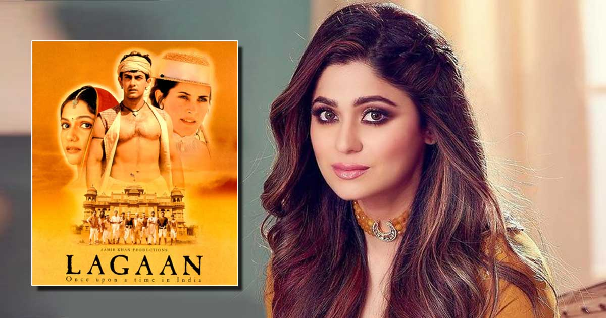 What! Shamita Shetty Rejected Aamir Khan's Oscar-Nominated Lagaan & The Reason Was Another Film?