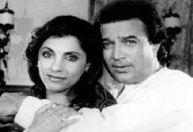 When Dimple Kapadia Refused To Bad-Mouth Husband Rajesh Khanna