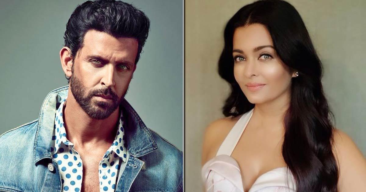 When Hrithik Roshan Admitted Feeling Foolish Of Thinking Aishwarya Rai Bachchan Just A 'Pretty Face'