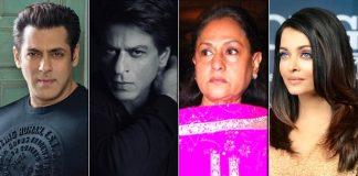 When Jaya Bachchan Wanted To Slap Shah Rukh Khan Because Of Aishwarya Rai