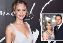 "When Jennifer Lawrence Was Called A 'Snake' After Chris Pratt & Anna Faris' Split, Netizen Wrote ""She Broke Up Their Marriage"""