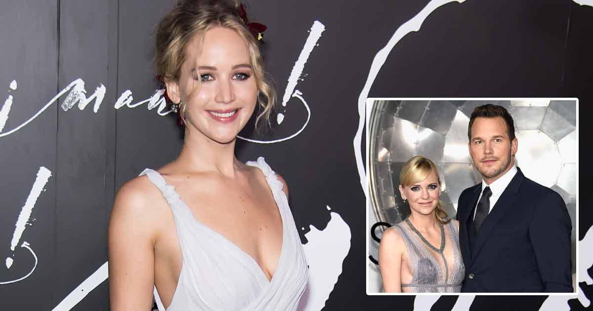 "When Jennifer Lawrence Was Called A 'Snake' After Chris Pratt & Anna Faris' Split, Netizen Wrote ""She Broke Up Their Marriage"" - Read On"