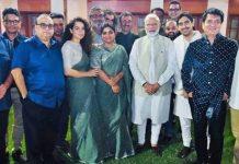 When Kangana, Ashwiny Iyer Tiwari twinned while meeting PM Modi