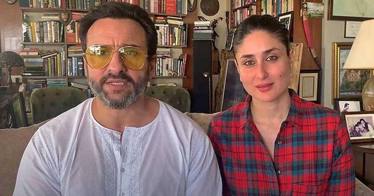 When Kareena Kapoor Khan Said She Can't Handle Loving Anyone Older Than Saif Ali Khan On-Screen