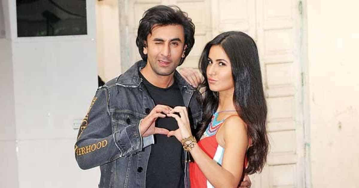 """When Katrina Kaif Slammed Ranbir Kapoor For Interrupting Her & He Replied, """"You're Not Saying It Properly, I'm The Producer..."""" - Check Out"""