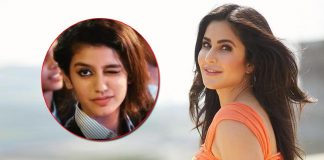 When Katrina Kaif Was Trolled & Called 'Expressionless' After Priya Prakash Varrier's Wink Video Broke The Internet - Check Out