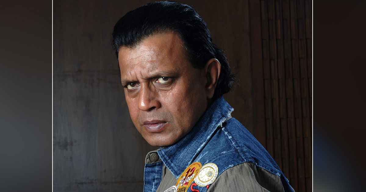When Mithun Chakraborty Revealed Getting Targeted By Leading Men Who Didn't Want Actresses To Work With Him, Read On