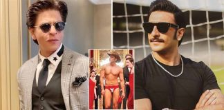 """When Ranveer Singh Confirmed Shah Rukh Khan's Claim That He Wore A Padded Underwear In Befikre: """"Otherwise I Would Have To Go For VFX From Red Chillies"""""""