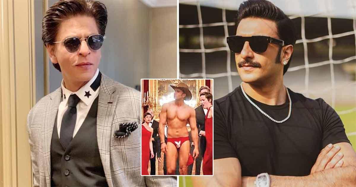 Shah Rukh Once Said Ranveer Singh Wore A Padded Underwear In Befikre & Ranveer Singh Confirmed It