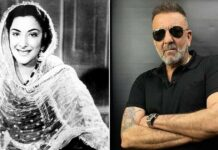 When Sanjay Dutt's Mother Nargis Doubted Him To Be Gay