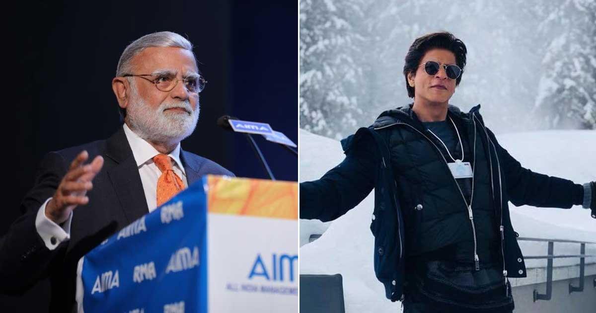 When Shah Rukh Khan Trolled Prabhu Chawla