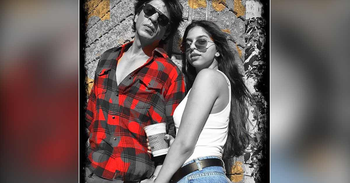 When Shah Rukh Khan's Daughter Suhana Khan Was Asked To Not Forget She's An Indian For A Ridiculous Reason Of Partying With Shirtless Boys, Check Out