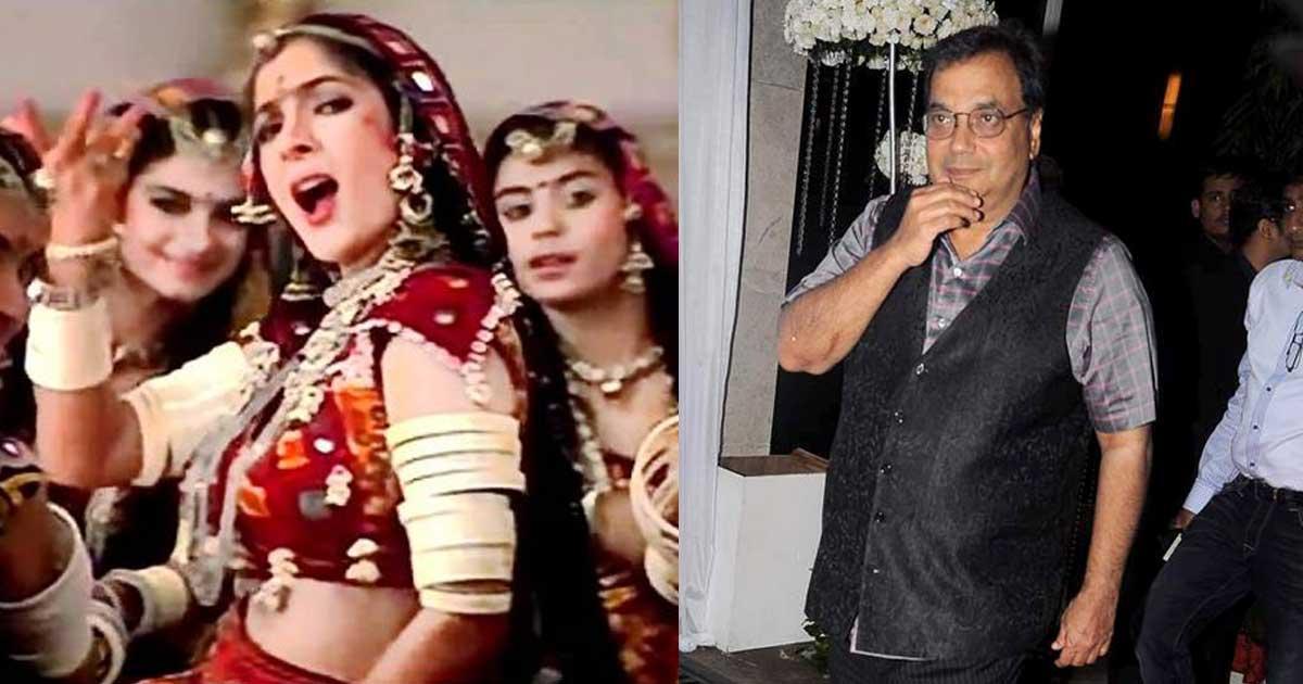 When Subash Ghai Asked Neena Gupta To Wear A Heavily Padded Bra For Choli Ke Peeche Kya Hai