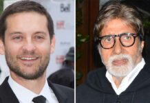 """When Tobey Maguire Was Left In Awe By Amitabh Bachchan: """"His Presence, You Can Feel It"""""""