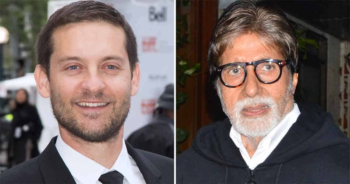 Tobey Maguire Praises Amitabh Bachchan