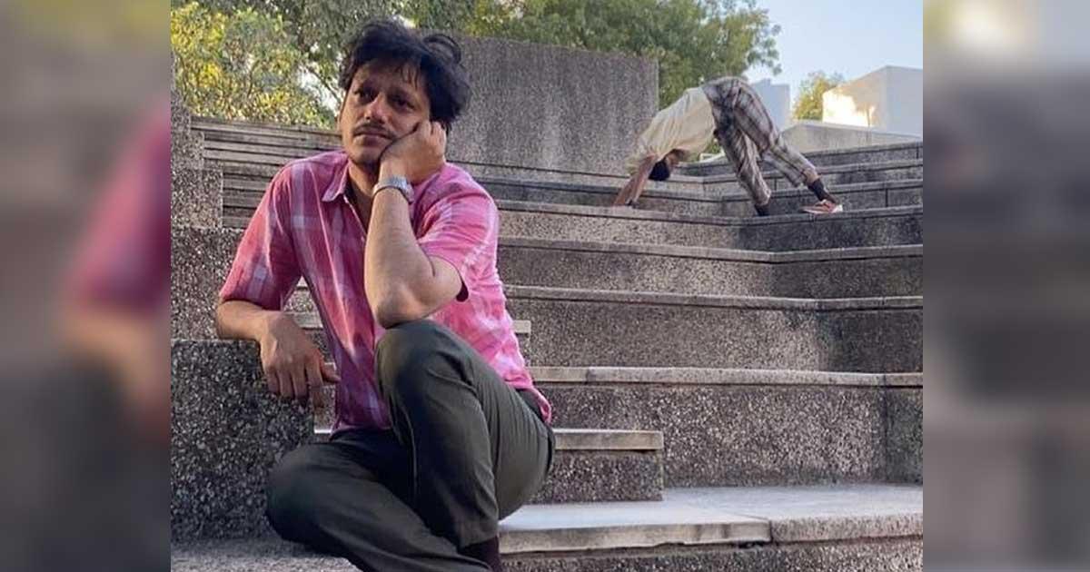 When Vijay Varma hit 'Nature Boy' mode