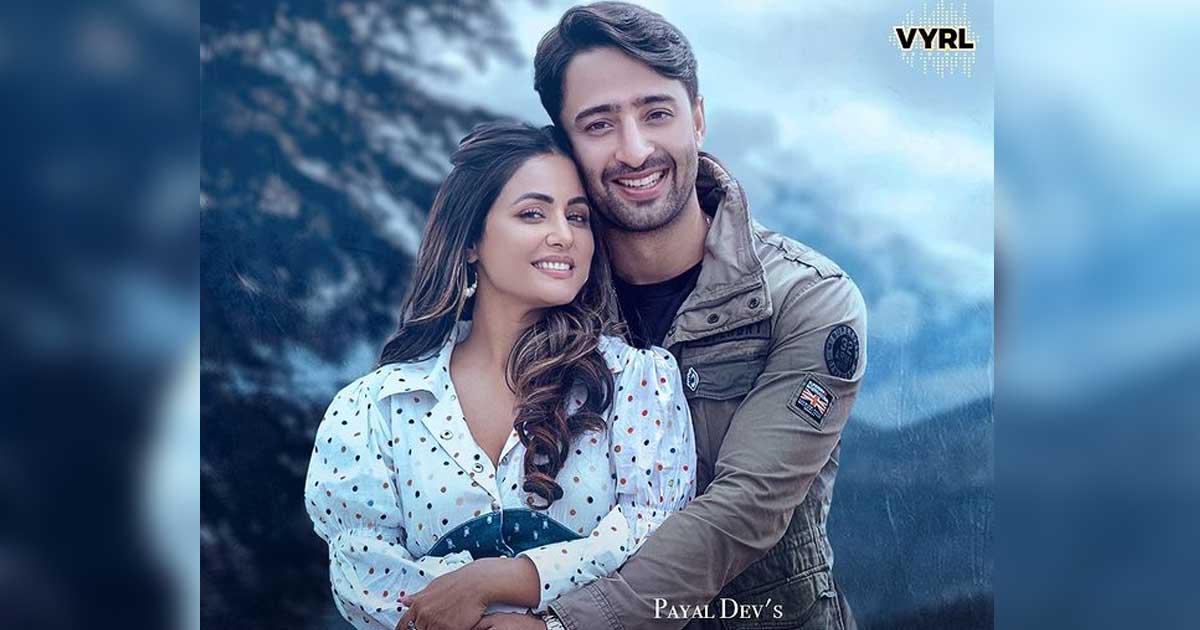 Why Hina Khan and Shaheer Sheikh were cast in 'Baarish ban jaana' video