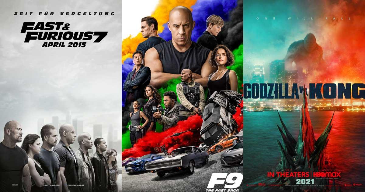 Will F9 Beat Godzilla vs Kong & Other Biggies In India?