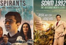 Will TVF Aspirants Beat Scam 1992 To Become Highest Rated Indian Web Series? Have A Close Look