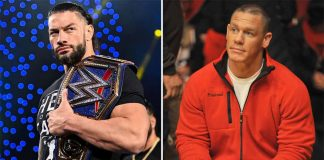 WWE Is Making Roman Reigns Larger Than Life & Match With John Cena A Part Of It?