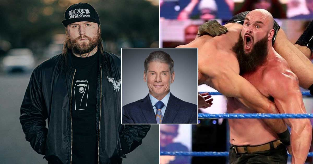 WWE Releases Braun Strowman, Aleister Black & Others