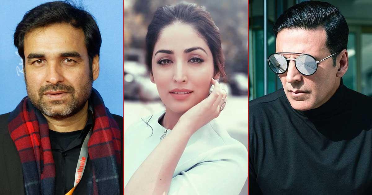 Yami Gautam Joins Akshay Kumar & Pankaj Tripathi In The Sequel?