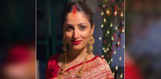 Yami Gautam shares her new bride look