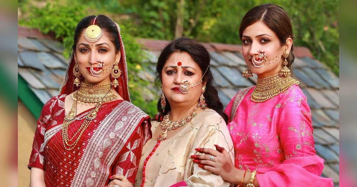 Yami Gautam shares post-wedding pic to wish mother on birthday