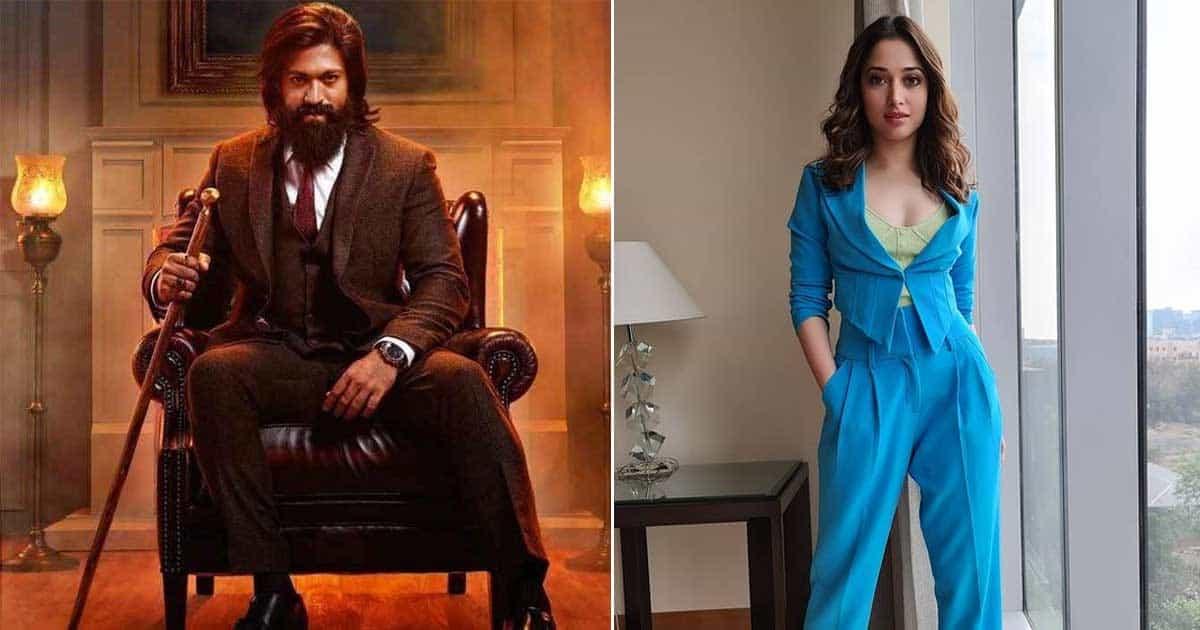 Yash's Next To Star Tamannaah Bhatia?