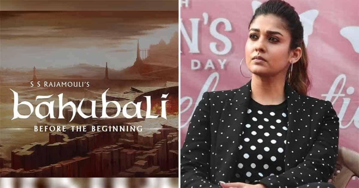Nayanthara To Be Part Of 'Baahubali: Before The Beginning'?