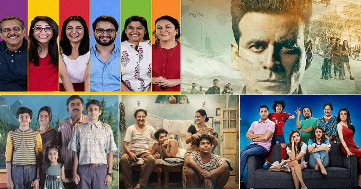 The Family Man To Gullak, Watch These Shows On Parents' Day 2021 With Your Cuties