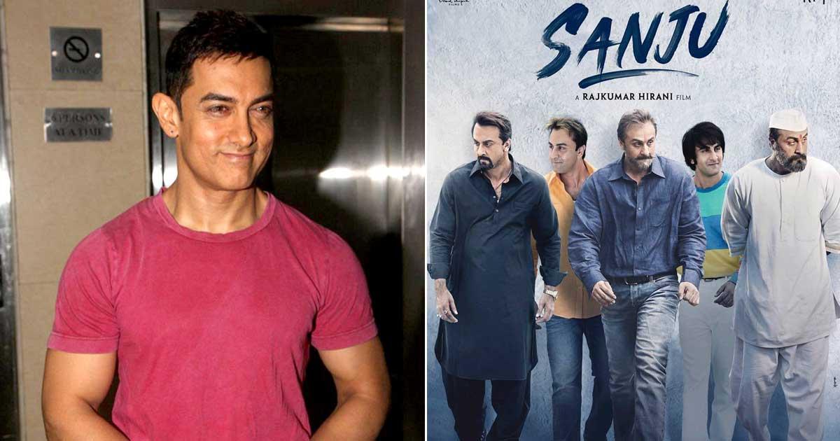 Aamir Khan Had Rejected Ranbir Kapoor Starrer Sanju For This Reason!