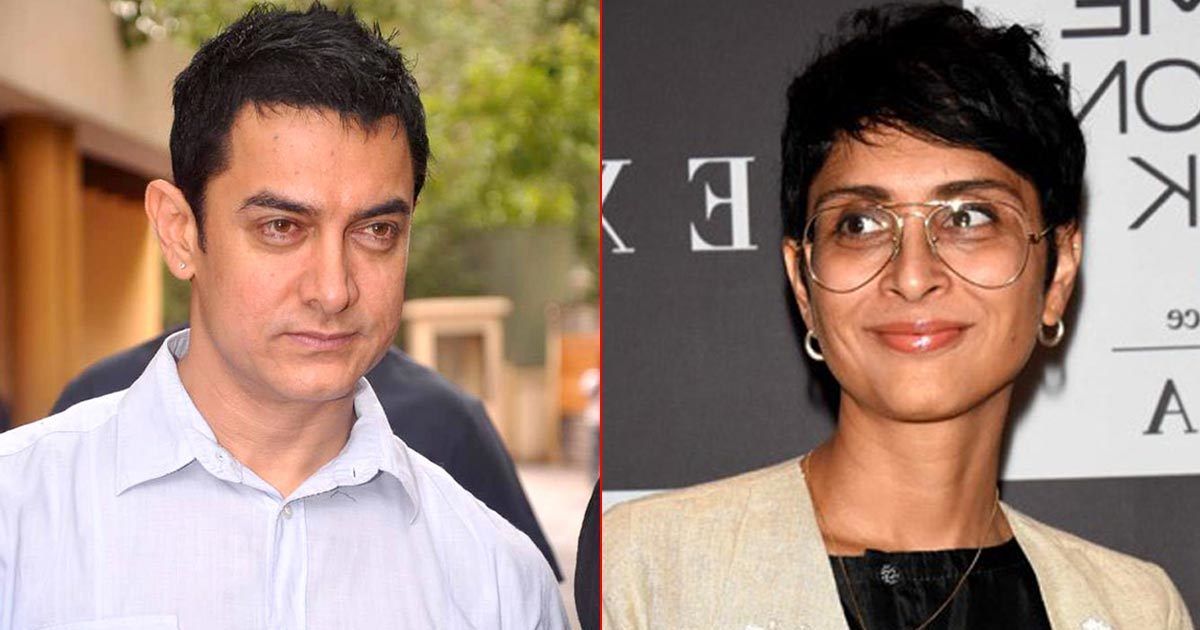 """Aamir Khan & Kiran Rao File Divorce After 15 Years Of Marriage: """"Beginning A New Chapter, No Longer Husband & Wife"""" - Check Out"""
