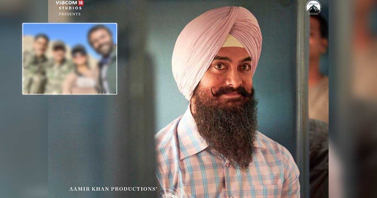 Aamir Khan & Naga Chaitanya Rock Their Army Avatar On The Sets Of Laal Singh Chaddha - Deets Inside