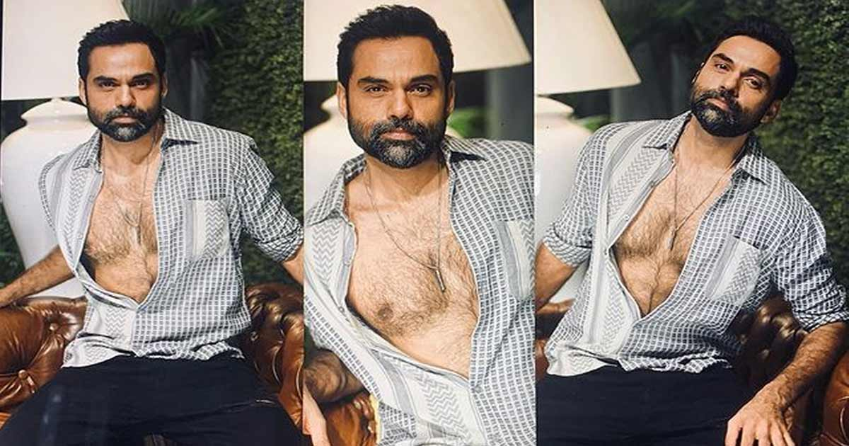 Abhay Deol shares pics straight out of photoshoot with fans