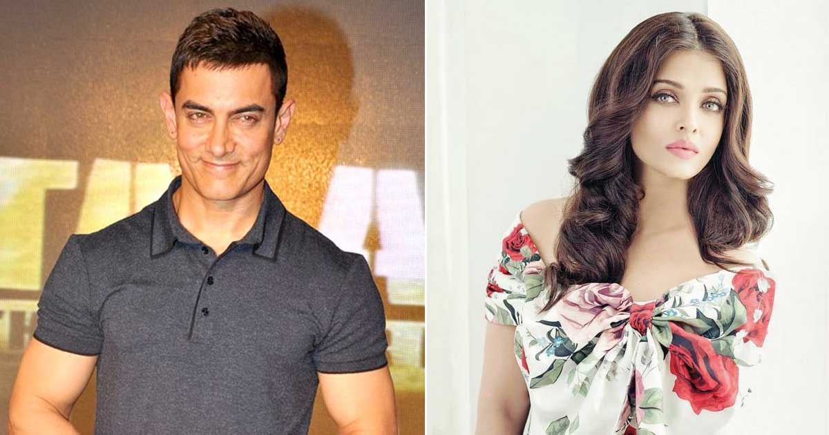 Aishwarya Rai Bachchan & Aamir Khan Grooving To Shah Rukh Khan's Song Will Want You To See Them On-Silver Screen