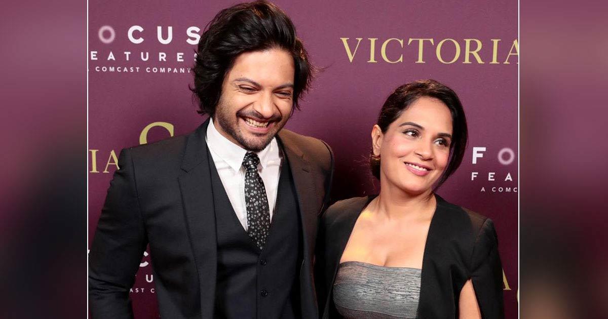 Ali Fazal & Richa Chadha Secretly Got Married?