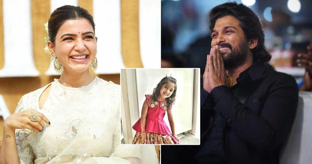 Allu Arjun's Daughter Arha To Make Acting Debut In Shaakuntalam