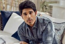 Allu Sirish is all dressed and waiting for the world to open up