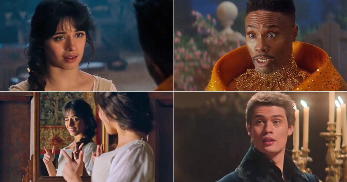 Cinderella Teaser Out! Camila Cabello's Acting Skills Match The Beauty & Magic Of Her Singing Skills, Watch